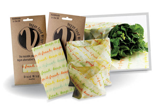 Win A Family Bundle Of Vegan Wax Food Wraps And A 1 Year