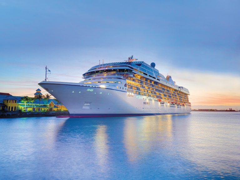 Oceania Cruises launches a vegan menu on board its cruise ships