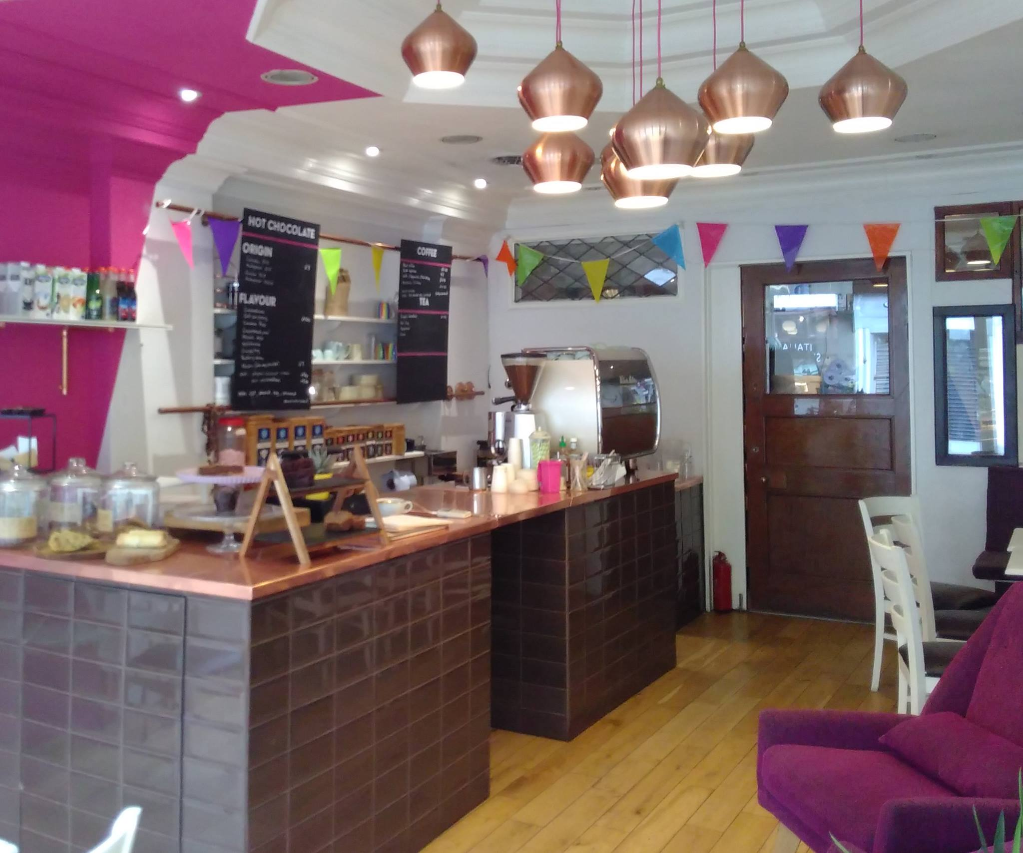 vegan chocolate shop london