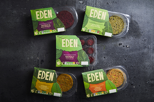 A new sustainable plant-based food brand is launching in Sainsbury's