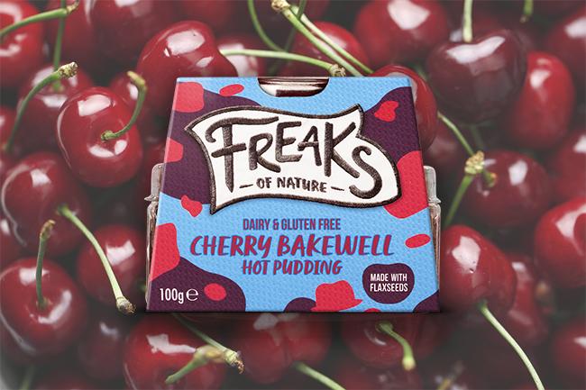 Freaks of Nature Cherry Bakewell