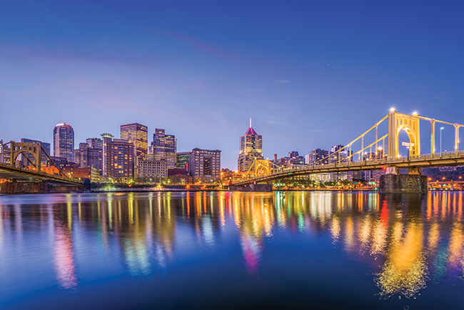vegan guide to Pittsburgh