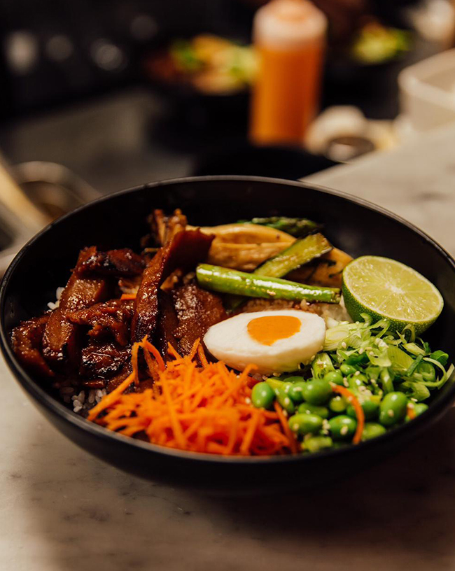 wagamama launches vegan egg dish