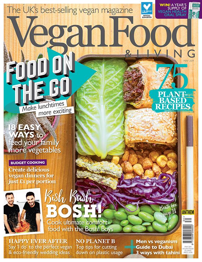 Vegan Food & Living May 2019