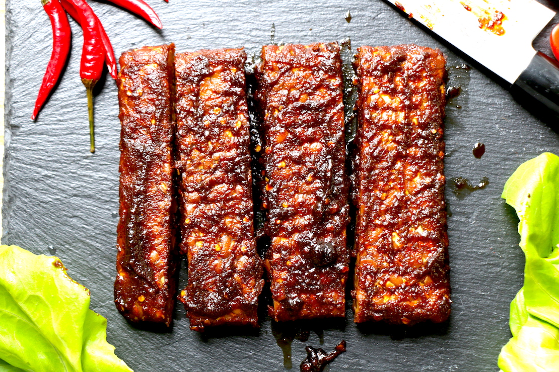 vegan tempeh recipes