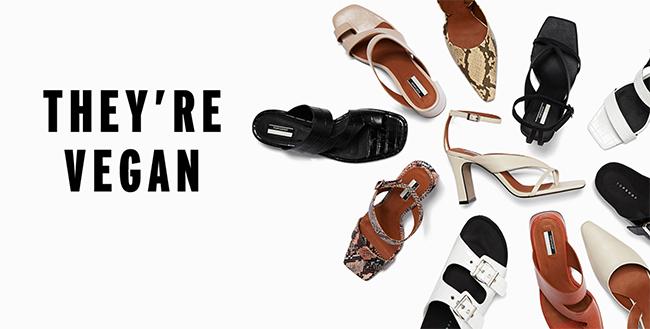 topshop vegan shoe range