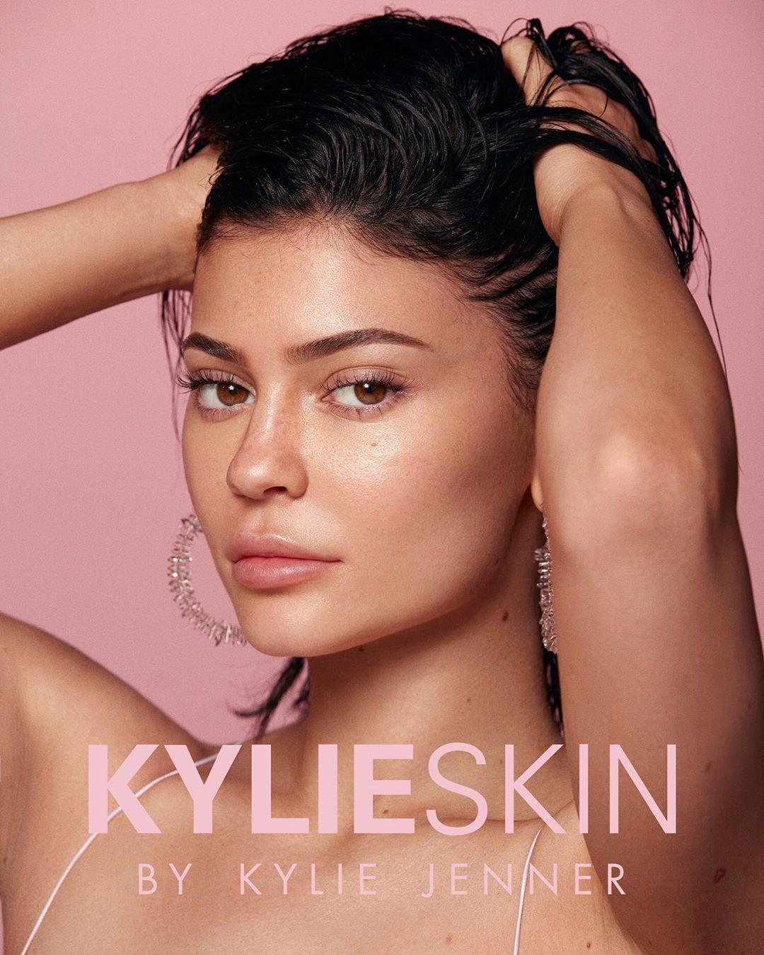 Kylie Jenner vegan skincare range
