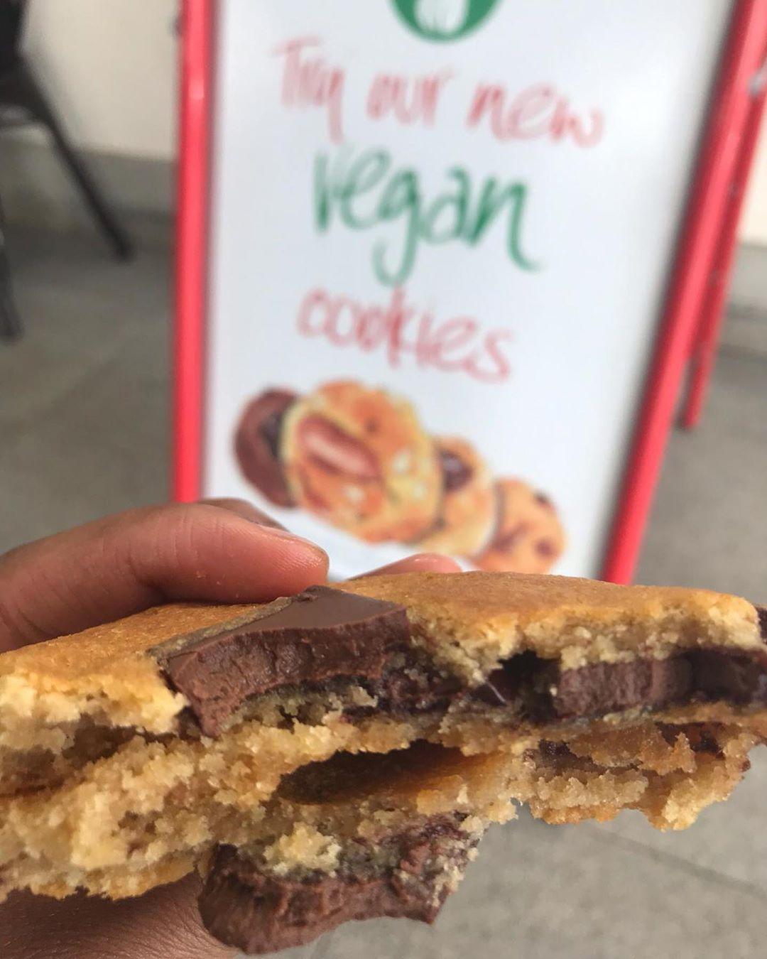 ben's cookies vegan cookies