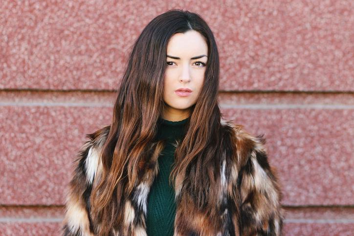 prada goes fur free