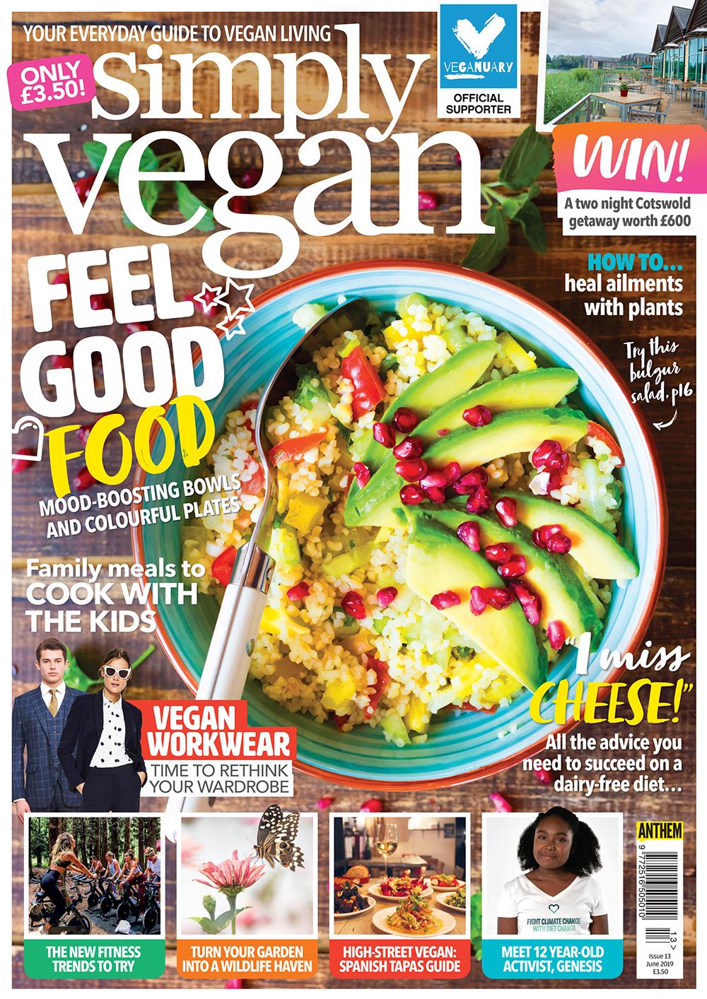 Simply Vegan June 2019