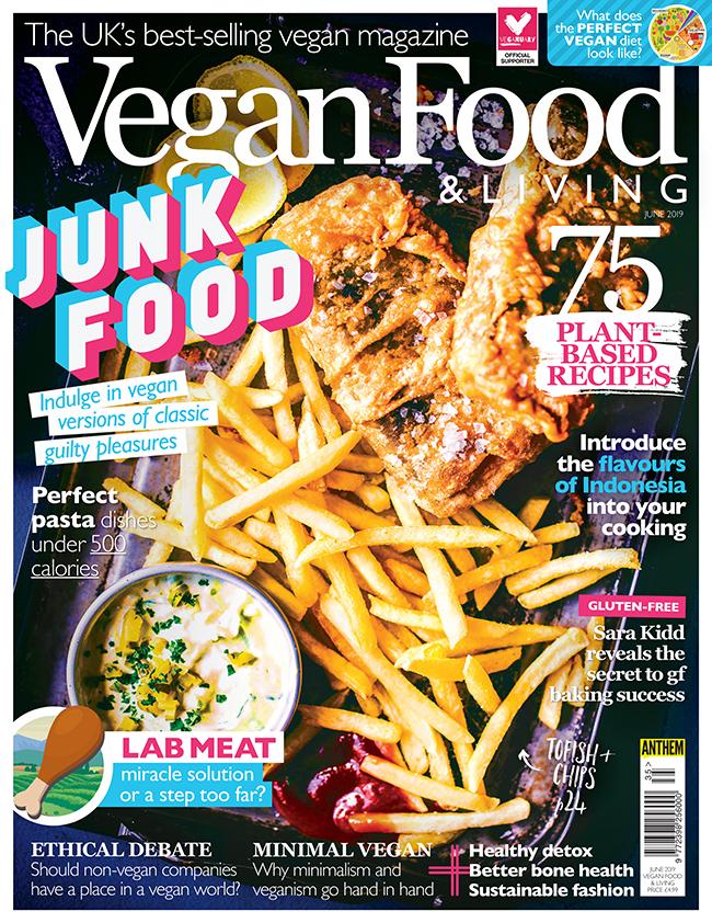 Vegan Food & Living June 2019