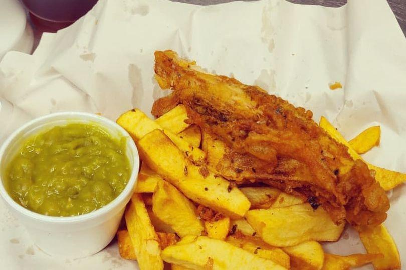 vegan fish and chip shop leeds
