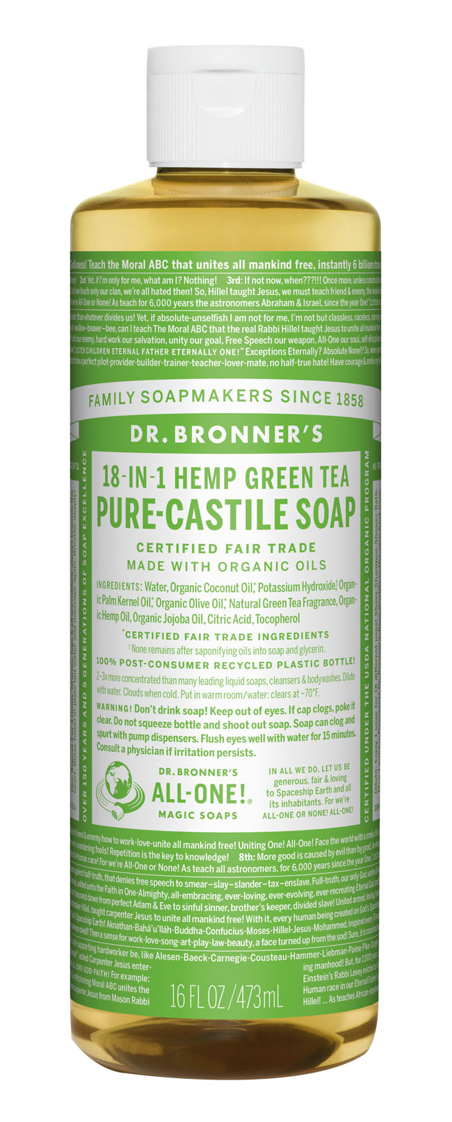 Vegan hemp and CBD products