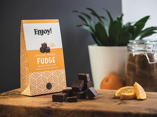 enjoy! vegan chocolate