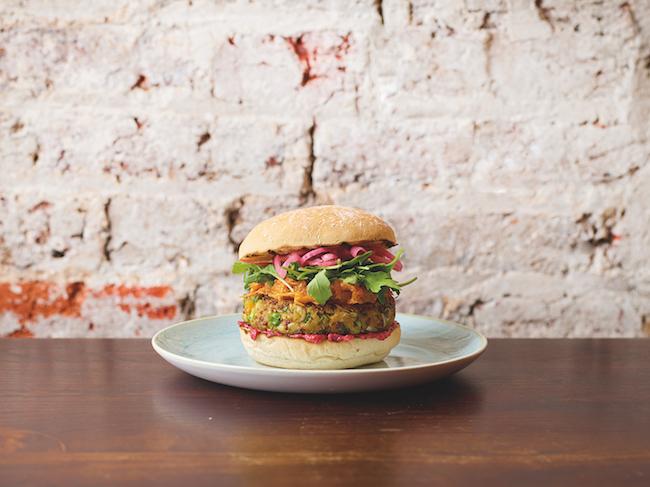 vegan junk food restaurants