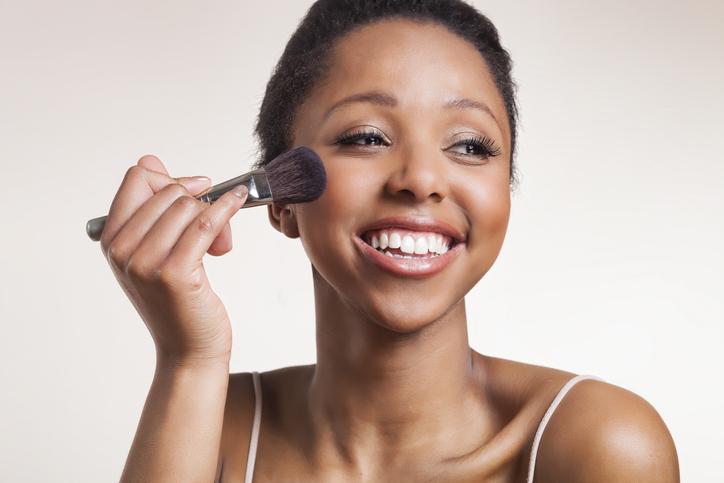 vegan beauty product sales in Britain
