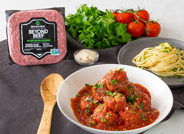 beyond meat launching vegan mince beef