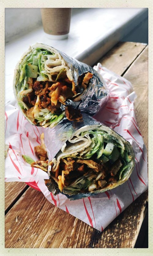 best vegan takeaways in london
