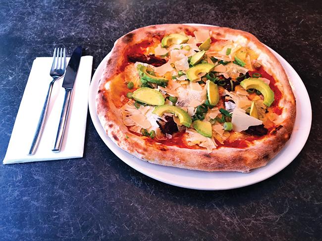 vegan food in gothenberg
