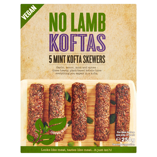 iceland vegan lamb koftas