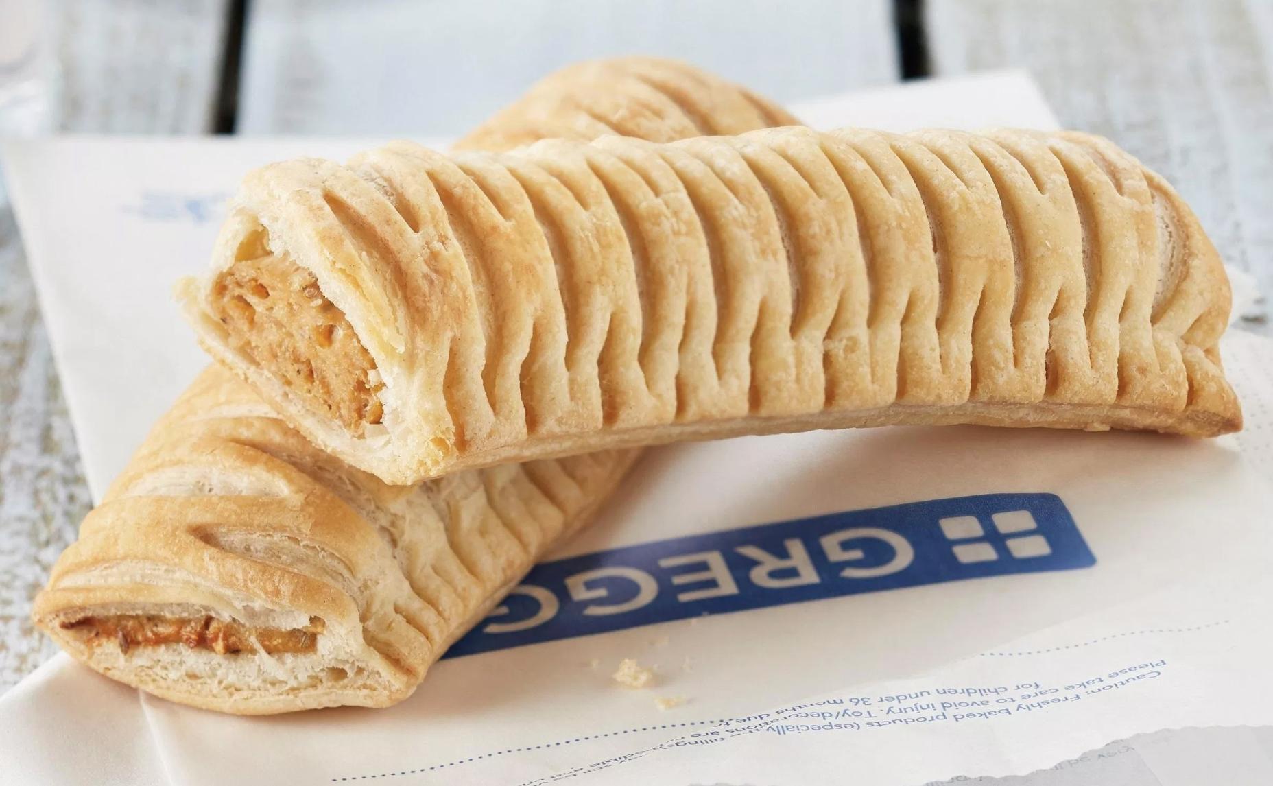 greggs profits rise thanks to vegan sausage roll