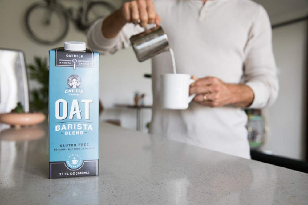 califia farms oat baritsa blend