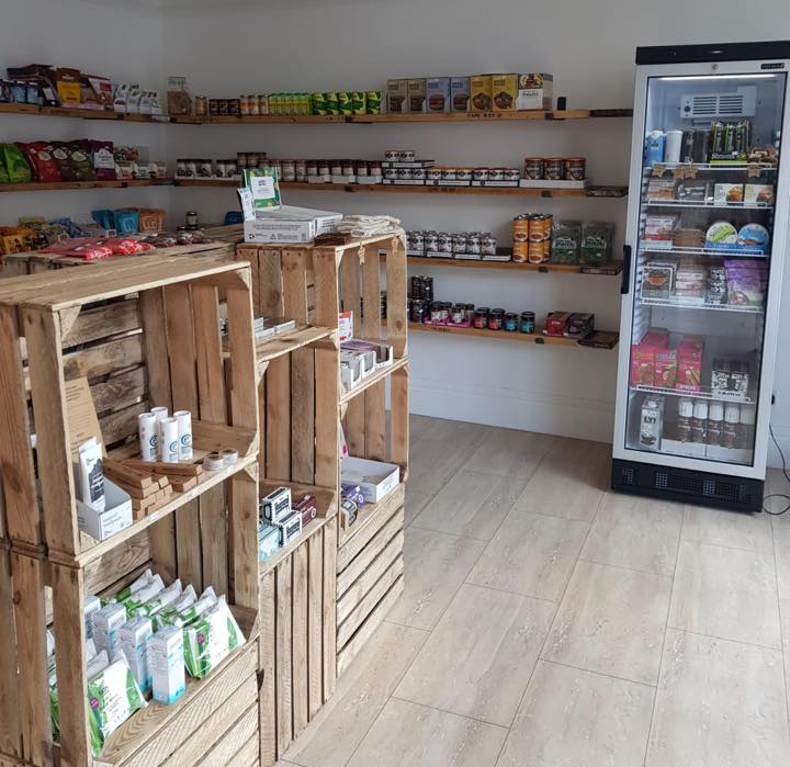 Scotland's first fully vegan grocery store is now open for
