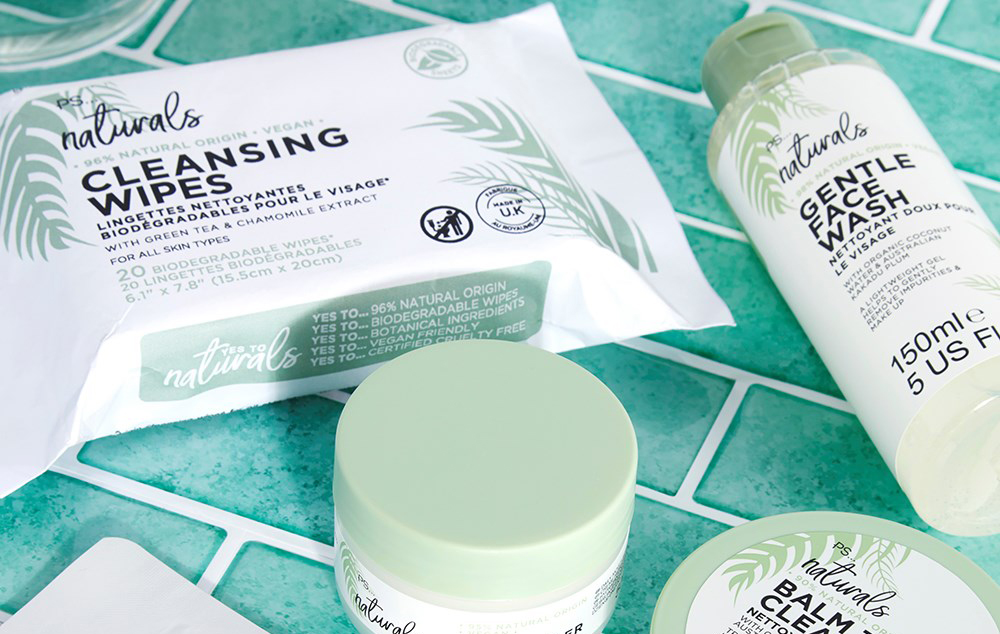 Primark has launched an affordable vegan skincare range certified by The Vegan Society