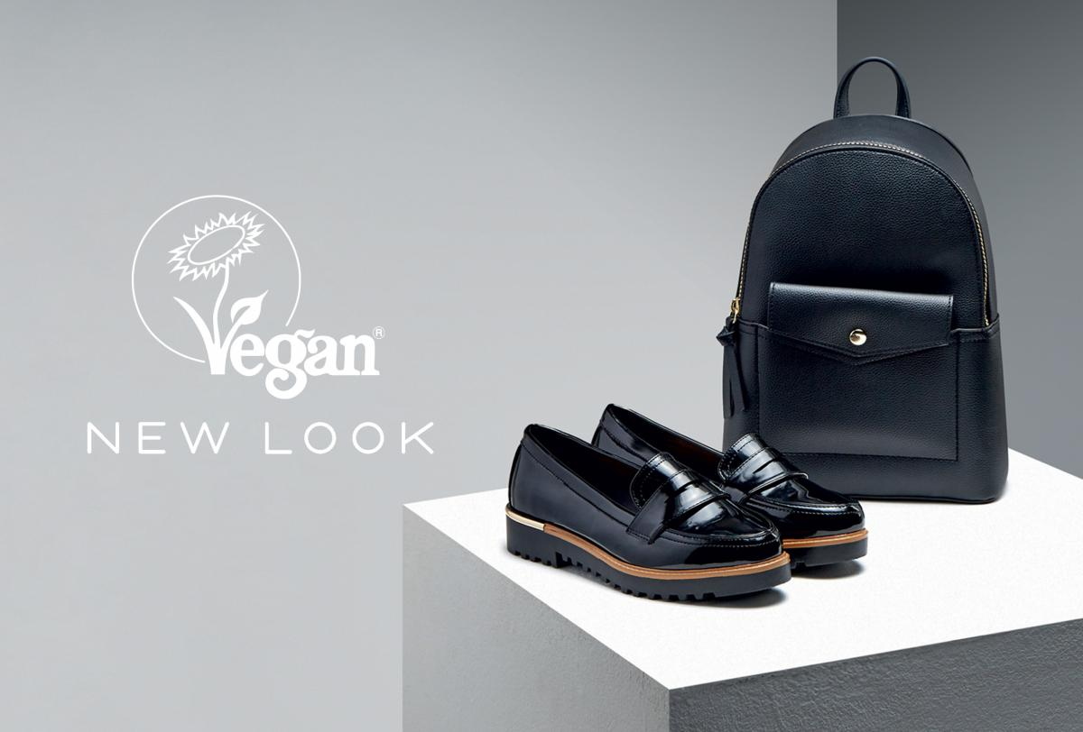 new look vegan shoes and bags