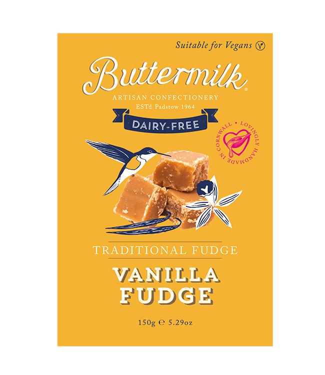 buttermilk vegan fudge