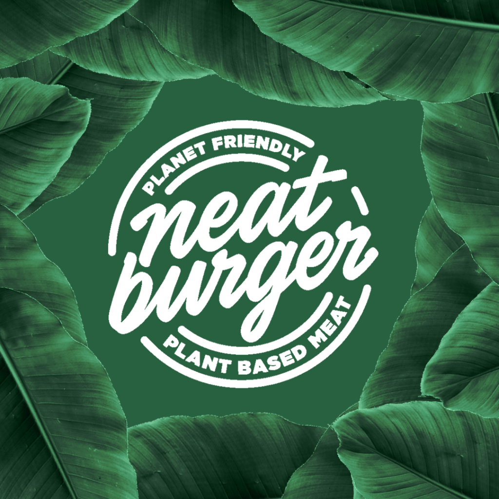 Lewis Hamilton Neat Burger Logo