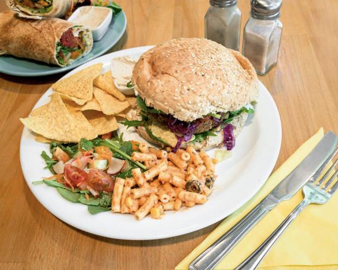 vegan takeaways that aren't in London