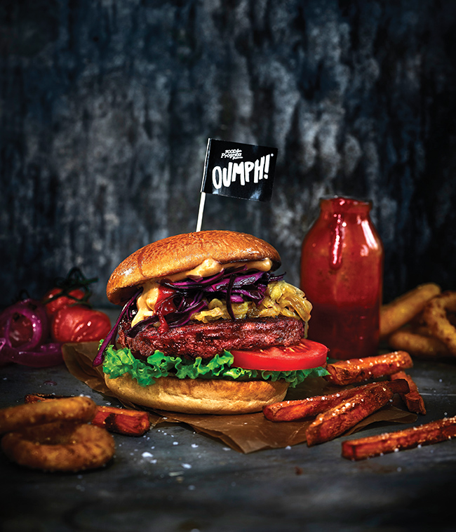 vegan burger taste test
