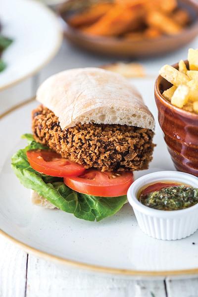 pubs with vegan menus