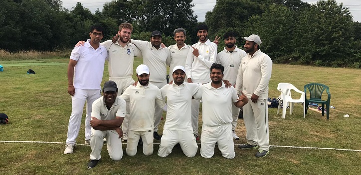 A UK cricket club has ditched meat and dairy to become the world's first vegan cricket club