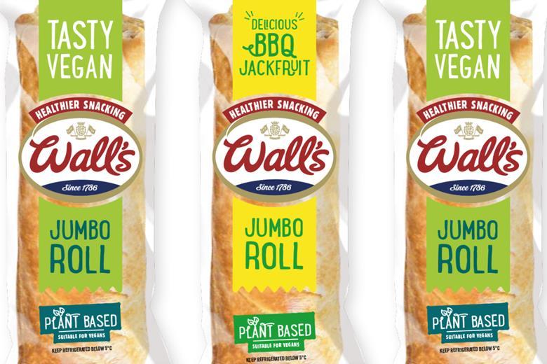 walls vegan pasty