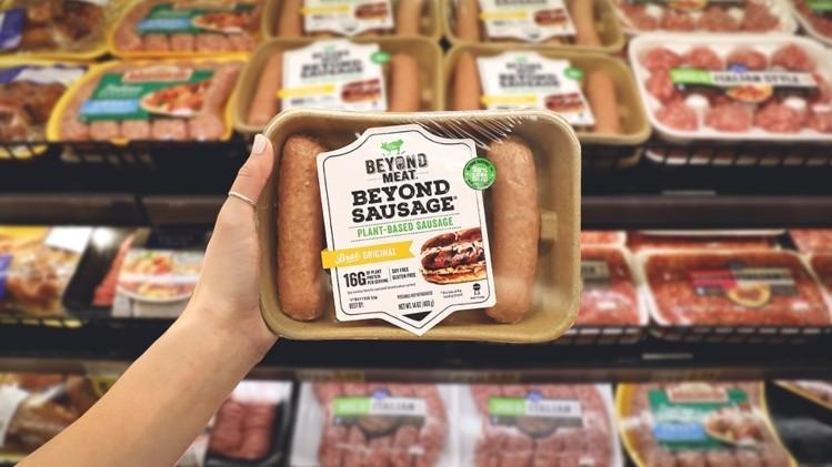 beyond sausage tesco