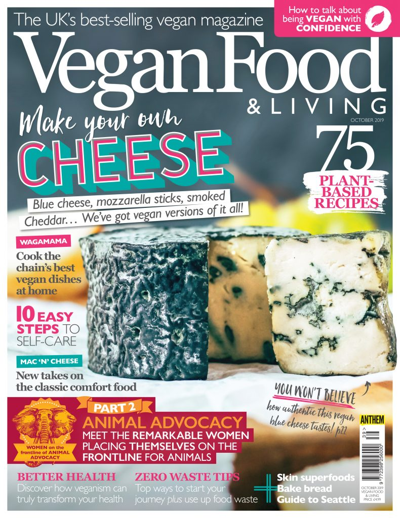 Vegan Food & Living October 2019