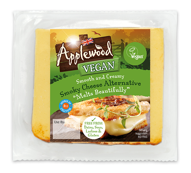 Applewoods Smoked Vegan Cheese Is Finally Launching In The