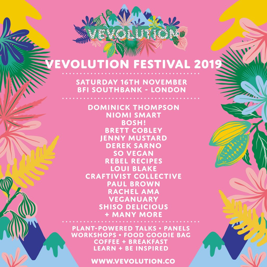 Vevolution Festival 2019 returns to London's Southbank