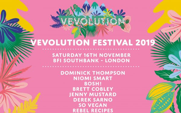 Vevolution Festival is back for 2019 and is inspiring even more positive change
