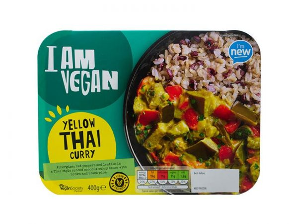Aldi launches new vegan ready meal range