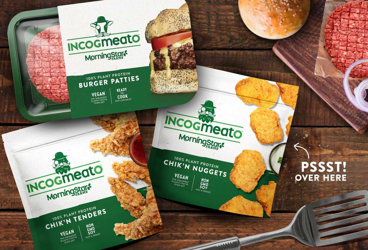 MorningStar reveals plans to bring newly launched plant-based meat brand Incogmeato to the UK
