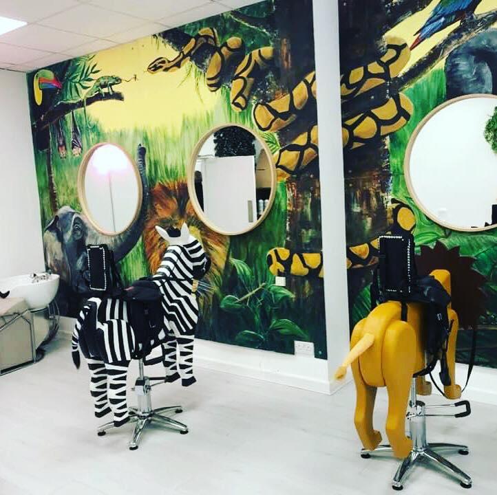 vegan hairdresser Birmingham