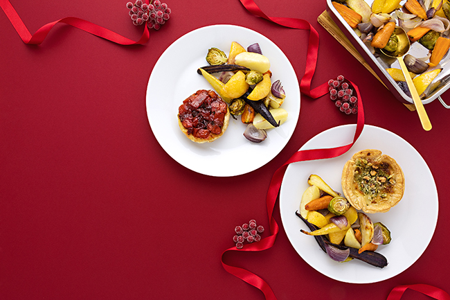 ikea vegan christmas menu