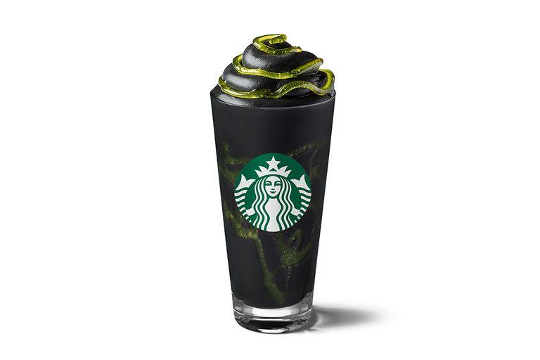 starbucks Phantom Frappuccino