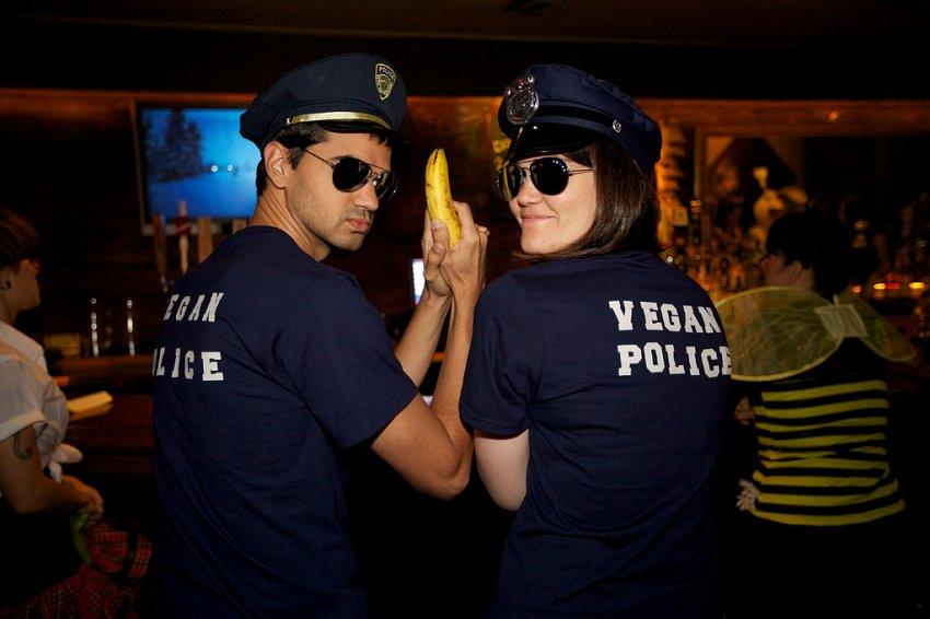 vegan halloween costume ideas