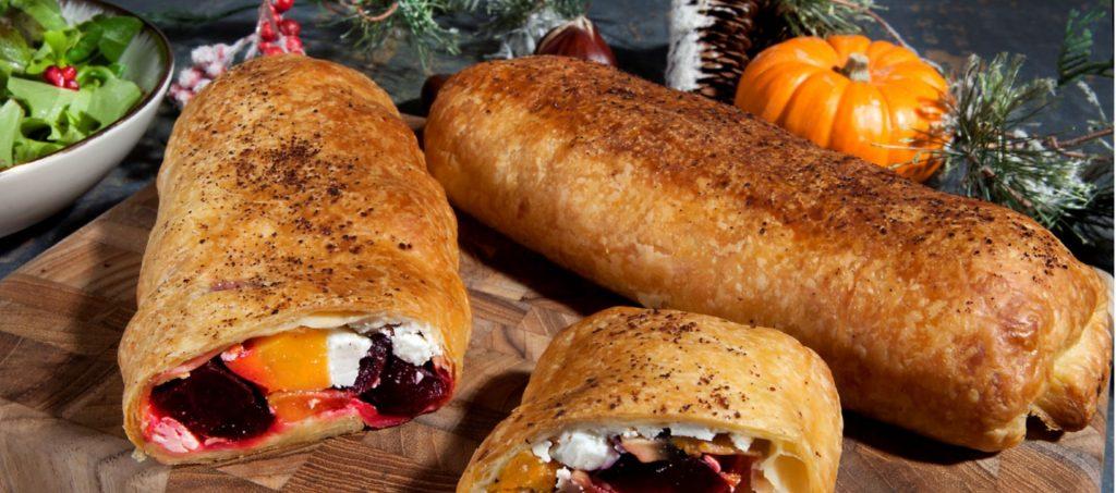 vegan wellington rolls