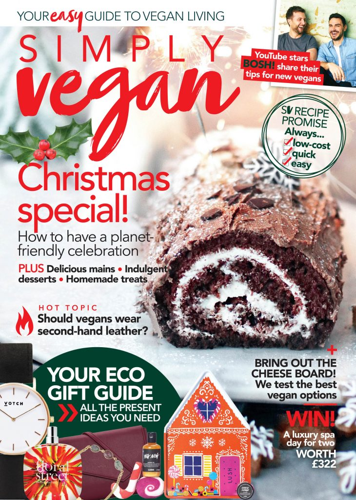Simply Vegan December 2019