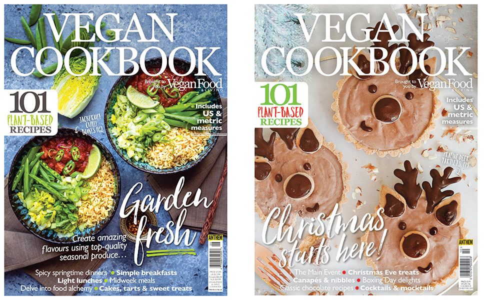 About Vegan Food Living